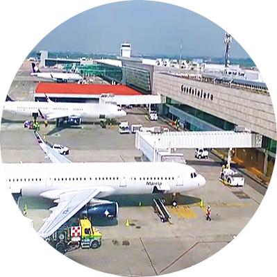 Viaker casos de éxito: Aeropuerto Internacional Miguel Hidalgo y Costilla, Jalisco