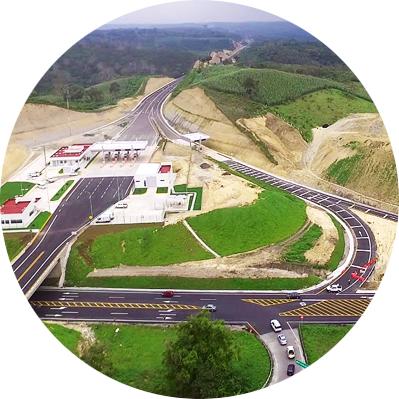 Viaker casos de éxito: Autopista Ciudad Cardel-Poza Rica